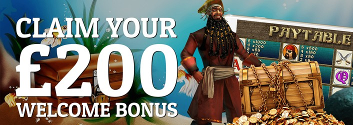 Mobby Slots Casino Welcome 200£